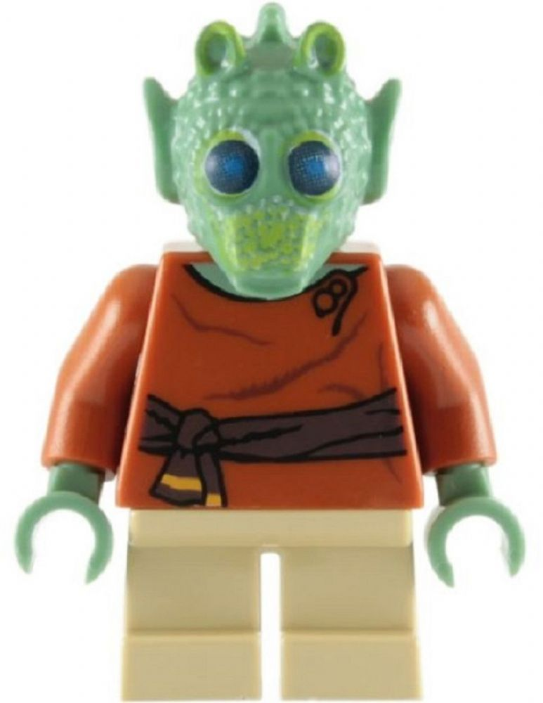 LEGO Star Wars Minifigure Wald